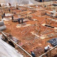 Gabarito e início de estrutura